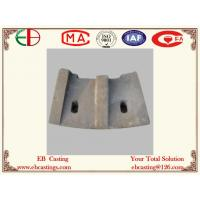 Quality Φ32004500 Gold Mine Mill End Liners Wet Grinding Process High Mn Steel Liners ZGMn13Cr2Mo for sale