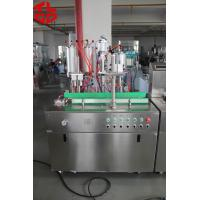 Quality Automatic Aerosol Spray Filling Machine for Furniture cleaning Spray 5000-8000cans/shift for sale