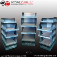 Quality POP bespoke stackable display boxes for sale
