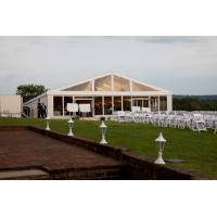 Quality 800 People Waterproof PVC Catering Canopy Party Tent For Banquet Event for sale