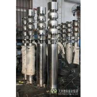 Quality Stainless steel submersible intelingent dosing pump with electric cable for sale