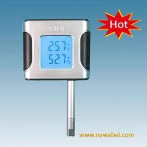 Quality LCD, TCP/IP Digital Temperature & Humidity Sensor (CHD301C2-E) for sale