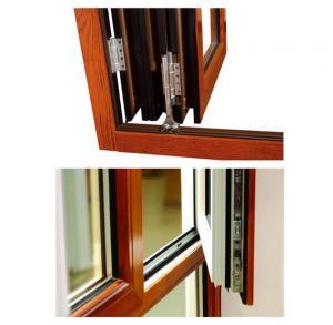 China PVDF Painting Aluminum Extruded Profiles , GB75237-2004 Silding Aluminium Window Extrusions on sale