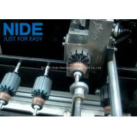 Buy Automatic Insulation Armature Slot Paper Inserting Machine OD 20~58mm at wholesale prices