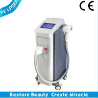 Quality PZ LASER staitionary 808 diode laser hair removal / laser hair removal for white hair for sale
