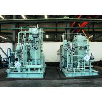 Quality Blue Oxygen / Natural Gas Compressor / Air Separation Plant 3795×3029×2420mm for sale