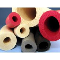 Quality Flexible Silicone Foam Tubing Hose Wear Resistant With Density 0.3 - 0.95g/Cm3 for sale