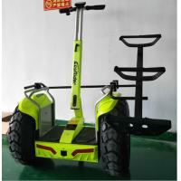 Quality Stand Up Off Road Electric Golf Scooter 21 Inch 2 Wheel Balancing Scooter for sale
