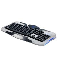 Quality Waterproof membrane keyboard for gaming , blue led mechanical gaming keyboard for sale