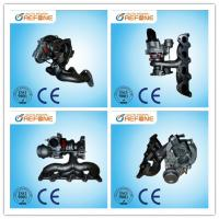 Quality water cooled Diesel turbocharger K03 53039880248 electric actuator 1.4L TSI Engine BLG, BMY for sale