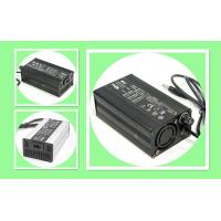 Quality 36 Volt Lithium Battery Charger Max 42V 2A Automatic 3 Steps Charging for sale