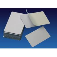 Buy cheap Consumable ATM Cleaning Kit TPCC - CR80 Adhensive Sticky Card 54 * 86mm from wholesalers