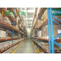 Custom Warehouse Racking System FEM Certificated Standard , Warehouse Rack Numbering System