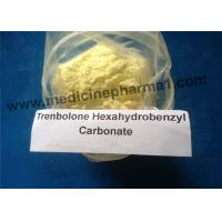 Quality 99% Parabolan / Tren Hex / Trenbolone Hexahydrobenzyl Carbonate CAS 23454-33-3 for sale