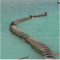 Quality SBR/NR rubber Dredging hose resistant to sea water to deliver dry abrasive materials or mixed with water for sale