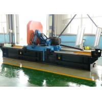 Quality Hydraulic Circular Cold Saw Cutting Machine For Stainless Steel Pipe Welding for sale