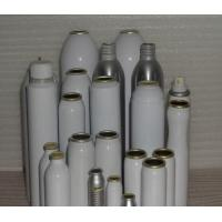 Quality Oxygen Gas Tin Plate Aerosol Spray Can , Compressed Air Aerosol Can 100-240mm Height for sale