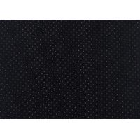 Quality Black Printed Corduroy Fabric For Upholstery  , 40*40 And 77*177 for sale