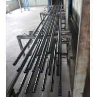 Quality Top Hammer Extension Threaded Drill Rod T45 T38 Male - Male Type Length 3050mm for sale