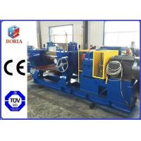 TUV SGS Certificated Rubber Mixing Machine 48 Roller Working Length