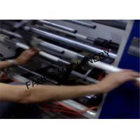 Buy Steel Stick Coreless Silicone Paper Rewinding Machine For Barbecue Paper at wholesale prices