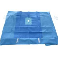 Quality Disposable Extremity Surgical Drapes Shoulder Drape For Upper Limb Aperture With Absorbent Reinforced for sale