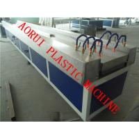 Quality PVC Wall Panel Wpc Profile Extrusion Line , Wpc Profile Production Line for sale