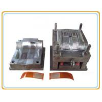 Quality Vehicle / Automobile Light Plastic Injection Mold Tooling Interior and Exterior Parts for sale