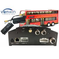 Buy cheap 98% High Accurate Public Bus People Counter With GPS GPRS 3G 4G WIFI MDVR from wholesalers