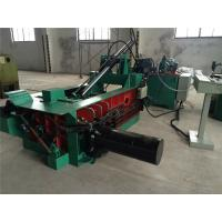 Quality Scrap Baling Machine / Hydraulic Baling Press Turn - Out Type Y81F - 125 for sale