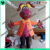 Quality Event Advertising Inflatable Dog Costume Animal Cartoon/Parade Inflatable for sale
