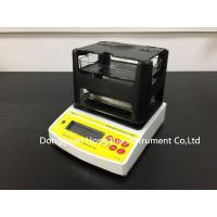 Quality Quarrz Original Factory Digital Electronic Gold Analyzer , Gold Karat Tester with Printer AU-900K for sale