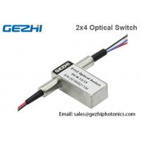 Quality 2x4 Fibre Optical Switches Duplex 1x2 Opto-Mechanical In Relay Hub Module for sale