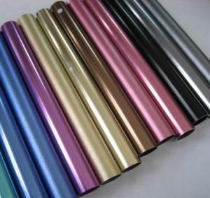 Quality Powder Coated Anodized Aluminum Tube , Aluminum Round Tubing With CNC Machining for sale