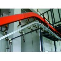 China Smart Chain Automated Conveyor Systems , Drag Chain Conveyor Belt High Stability on sale