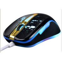 Quality Desktop / Laptop Ergonomic Wired Gaming Mouse With LED Light Change for sale