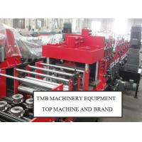 China C Model Profile Roll Forming Machine / C Purlin Bending Machine , C Steel Roll Forming Machine on sale