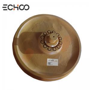 Quality ECHOO Caterpillar D6H Bulldozer Undercarriage Parts Front Idler Mini Dozer Parts Idler Wheel Assy for sale