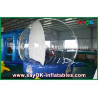 Quality 3m / 4M / 5m DIA Inflatable Snow Ball With 0.6mm PVC For Christmas for sale