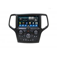 Quality Auto Car GPS Navigation System 9 Inch Smart Touch Screen For Jeep Grand Cherokee for sale