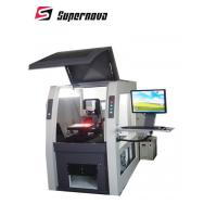 Quality UV Laser Type Supernova Portable Laser Cutting Machine 1-30mm Cutting Thickness for sale