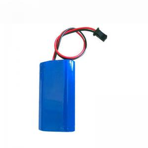 Quality 7.4V 2000mAh 18650 Lithium Ion Battery DSC Rechargeable for sale