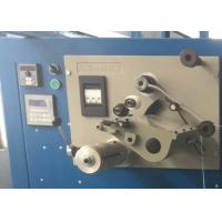 Quality Silk Cotton Thread Winding Machine , Automatic Thread Winder 40 Kg Torque Motor for sale