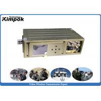 Quality Customized HD Wireless Video Transmitter 8MHz Bandwidth Wireless Surveillance System for sale