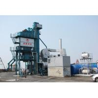 Quality 45 Seconds Mixing Cycle Bitumen Mixing Plant , Remote Control Aggregate Asphalt Plant Equipment for sale
