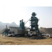 Buy 80T Storage Bin 160tph Batch Type Hot Mix Plant , Mobile Batching Plant 8 Units at wholesale prices