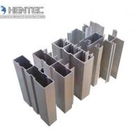 Quality Custom made aluminium door and window frames , structural aluminum extrusions for sale
