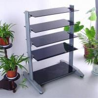 Quality Audio/Video Equipment Rack with Steel Tubes for sale