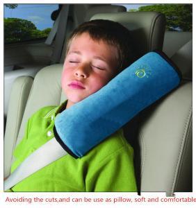 China Faux Suede Car Shoulder Emboridery Shoulder for Kds Soft And Comfortable Shoulder Kid shoulder on sale