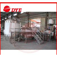 Quality Electric Commercial Beer Brewing Equipment , Craft Distillery Equipment for sale